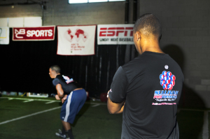 Defensive Back On-field Evaluation pic